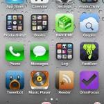 iPhoneが好きすぎる〜多分それは育つ携帯だから。