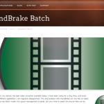 Macで動画を連続変換するならHandBrake Batchが便利!