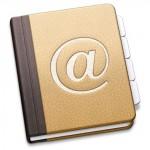 Macのアドレス帳に相手のFacebookのプロフィール写真を同期するアプリ