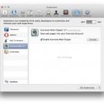Safariをシンプルかつ便利に利用するために入れている拡張機能5選
