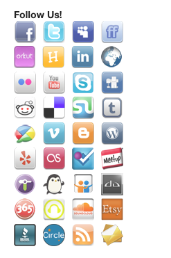 social widget wordpress