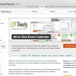 Wordpressでイベント管理するならAll-in-One Event Calendarが便利そう