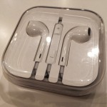 iPhone付属イヤフォン「EarPods」を綺麗に収納する方法