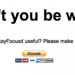 社長をダラダラさせてくれないスパルタアプリ「StayFocusd」